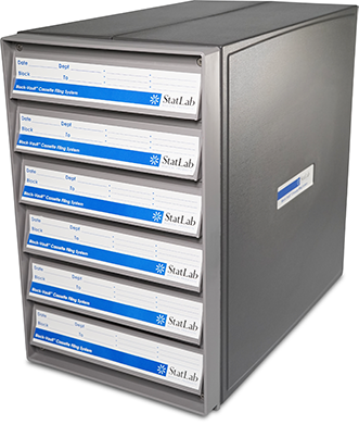 Cassette & Slide Storage