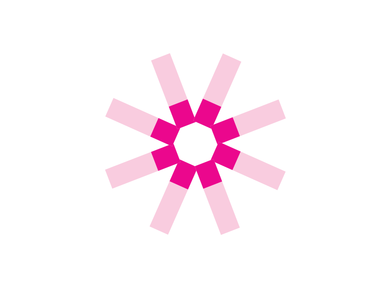 Cassette Swingsette Routine Sleeved Pink 750/cs