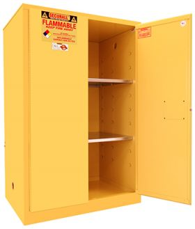 Flammable Storage Cabinet, 90-Gallon