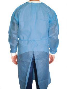 Isolation Gown, Large