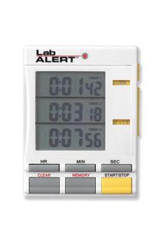 LabAlert Triple Timer w/ Alarm