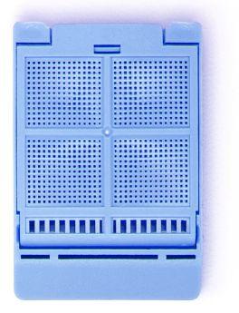 MicroMesh™ Cassettes (hinged lid, rear tab)