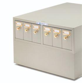 Slide Vault Storage Cabinet