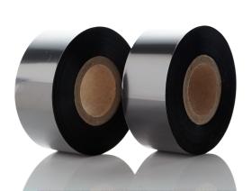 Printer Ribbon (Thermal Transfer Slide Printers), 25mm x 300m, 2 rolls/box