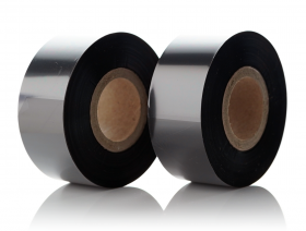 Printer Ribbon (Thermal Transfer Slide Printers-AS), 26mm x 300m, 2 rolls/box