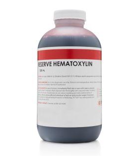 Reserve Hematoxylin, 500 mL