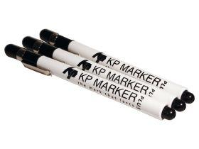 Klinipath Marker Plus, Slide and Cassette Marker, 12/box