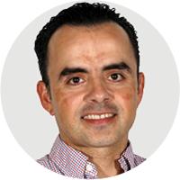 Antonio Lizarraga, Vice President, Quality Assurance